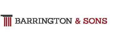 Barrington & Sons